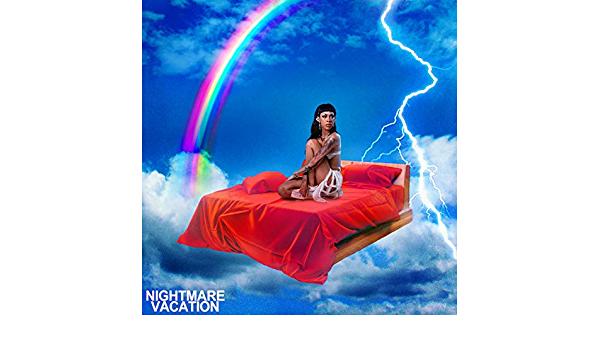 音楽感想 Rico Nasty「Nightmare Vacation」